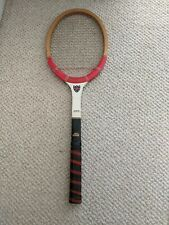 Vintage Slazenger Starfire Wood Tennis Racquet-Excellent Condition-Free Shipping