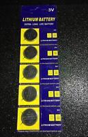 10 x Batterie CR2032 3V