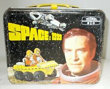 Vintage 1975 Space:1999 Metal Lunchbox  No Thermos