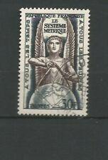 France 1954 conférence des poids et mesures Y&TN°998 timbre oblitéré /T6768