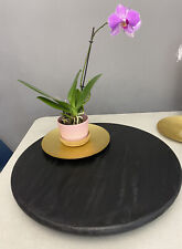 Lazy Suzan Spinning Wood Table Top Anthropologie