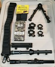 Gun Parts And Accessories Lot
