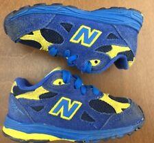 New Balance 990 Size 5 Toddler Kids Sneakers Tennis Jogging Shoes Blue Running