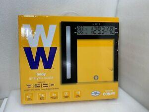 Weight Watchers by Conair WW711XF Body Analysis Scale