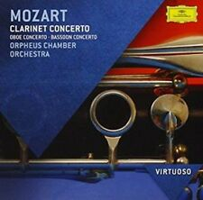 Mozart: Clarinet Concerto  [Audio CD] - SIGILLATO