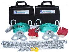 Winching Accessory Kit (Large),TDS,Warn,Superwinch,