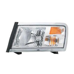 Driver Side Headlight Lens Housing fits 2011 RAM Dakota-Ram 55112245AE