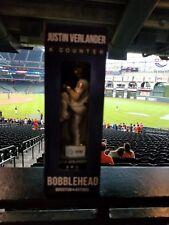 Justin Verlander Bobblehead Houston Astros World Series Champion 7/14/18
