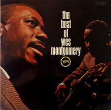 Wes Montgomery-The Best Of Wes Montgomery LP 1967 Verve Australia‎-V6-8714