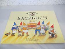 Zwergenstübchen Backbuch - neuwertig