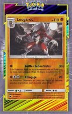 Lougaroc Reverse - SL3:Ombres Ardentes - 75/147 - Carte Pokemon Neuve Française