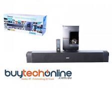 Laser Bluetooth Soundbar with Base, FM Radio, Stream Music SPK-SB100