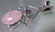 Rose Quartz Amethyst Fine Jewellery