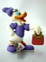 Figurine Disney Bullyland Germany DAISY monde de mickey 6 cm neuf