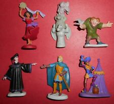 Disney - The Hunchback Of Notre Dame Figurines (Set Of 6) - 1996