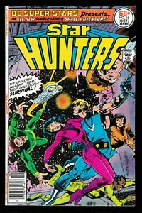DC Super-Stars Presents; Star Hunters #16   - DC Comics / 1977 /