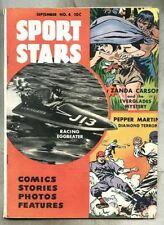 Sport Stars #4-1946 vg+ last issue / Pepper Martin