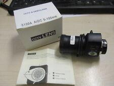 CCTV & Video Lens 5100A aidc Auto Iris 5-100mm Lens