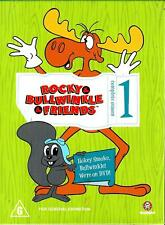 Rocky & Bullwinkle 4Dvd boxed set - The Complete  First Season / 1