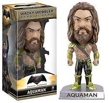 Batman V Superman Wacky Wobbler Cabezón Aquaman Funko