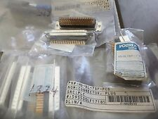 (6) VOLTREX  DSUB HD-DL78P-PCS MILITARY Gold Plated 78 PIN Contacts NEW NOS $99