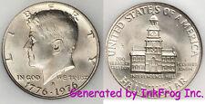 1976 S 40% Silver Kennedy Half Dollar Gem Bu No Reserve