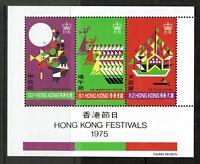 Hong Kong SC# 308a, Mint Never Hinged, small corner crease, see notes - S4443