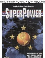 DEFCON PC Mac Linux Game SuperPower