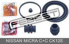 Nissan Micra K11 1992-2002 Drivers Delantero Derecho O//S Pinza De Freno