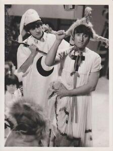 George Harrison John Lennon Promo Photo Beatles Still Lobby Paul McCartney Ringo