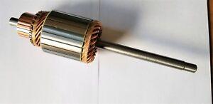 New Delco Starter Armature 6/12 Volt John Deere 40 420 430 440 MT MC 320 330 M69