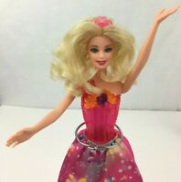 1998 Mattel Barbie Doll Rooted Hair Crown Princess