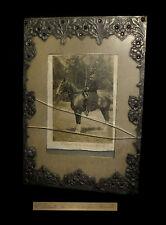 [MILITARIA MARSEILLE PHOTOGRAPHIE Succ. NADAR] - [Militaire à cheval].