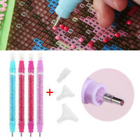 DIY 5D Diamond Painting Pen Diamond Embroidery DIY Double Head Wheatear Tools