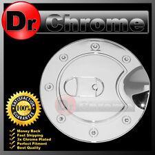 02-09 Chevy TrailBlazer Triple Chrome Plastic ABS Gas Fuel Tank Door Cover SUV