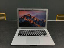 "Apple MacBook Air 13"" early 2015 model 120 GB macOS Catalina"