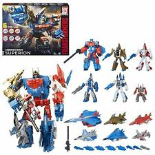 HASBRO TRANSFORMERS GENERATIONS COMBINER WARS  AERIALBOTS-SUPERION  COLLECTION