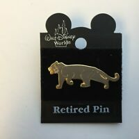 Bagheera from Jungle Book Very RARE and Hard to Find Disney Pin 229