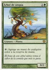 Villalonga de utopía/utopía Tree | ex | 9th Edition | esp | Magic mtg