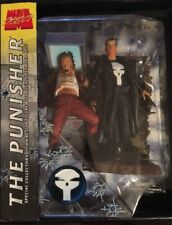 "Marvel Select: ""The Punisher"" Collectors Edition Action Figure Diorama BRAND NEW"