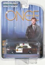 GREENLIGHT HOLLYWOOD SERIES 15 ONCE UPON A TIME SHERIFF 2005 CROWN VICTORIA