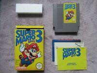 Jeux Console Nintendo Nes Super Mario Bros 3 (PAL/FR)