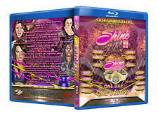 Official Shine Volume 11 Female Wrestling Event Blu-Ray