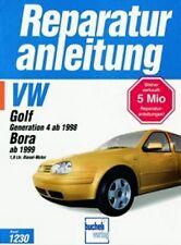REPARATURANLEITUNG WARTUNG 1230 VW VOLKSWAGEN GOLF IV 4 BORA 1.9-l DIESEL