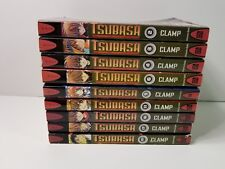 Tsubasa Reservoir Chronicles Manga Clamp Lot of 9 (2,3,4,6,9,11,16,17,20)