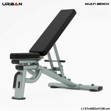 Urban Commercial Multi Bench Flat, Incline and Decline  New