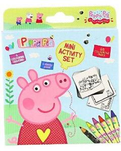 Peppa Pig Mini Activity Set