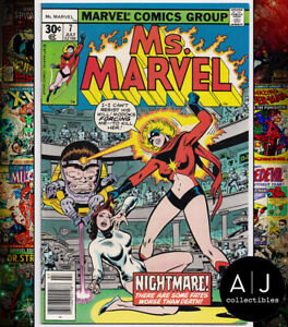 Ms. Marvel #7 NM 9.4 (Marvel)