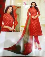 Pakistani Indian Salwar Kameez Suit Designer Dress Shalwar Anarkali Bollywood Lp