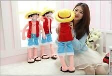 ONE PIECE Monkey Luffy 30'' plush toy Pillow Giant Stuffed Doll 80CM